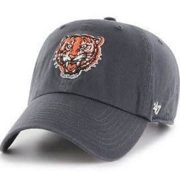 ESBON MLB Detroit Tigers Cooperstown Collection Clean Up Hat