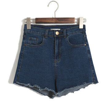 2016 Fashion Sexy Women Shorts Denim Shorts Casual Women Shorts = 4823999236
