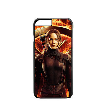 Hunger Games Mockingjay Katniss iPhone 6s Case