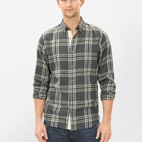 Lightweight Twill Barlow Plaid Shirt