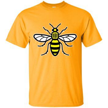 Manchester Bee Ultra Cotton T-Shirt