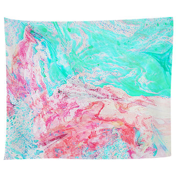 Paper Marble Tapestry