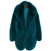 Cushnie et Ochs Fox Fur Coat