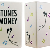 iTunes Money Fund Change Bank