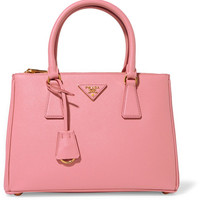 Prada - Galleria medium textured-leather tote