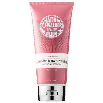 Brassica Seed & Shea Oils Silkening Blow Out Crème - Madam C.J. Walker Beauty Culture | Sephora
