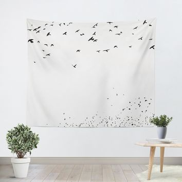 The Birds Tapestry