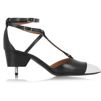 Givenchy - Maremma  leather point-toe pumps