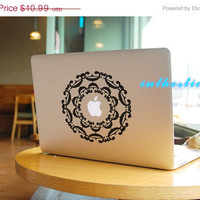 DISCOUNT Decal for Macbook Pro, Air or Ipad Stickers Macbook Decals Apple Decal for Macbook Pro / Macbook Air