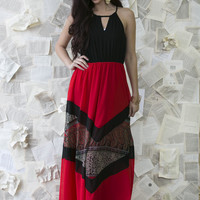 Cancun Maxi Dress