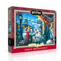 New York Puzzle Company - Three Broomsticks Puzzle