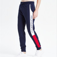""" Tommy Hilfiger "" Women Men leggings Movement trousers"