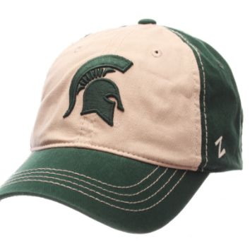 Michigan State Spartans Sigma Adjustable Hat By Zephyr