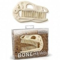 Fred & Friends BONEHEAD Folding Brush & Comb