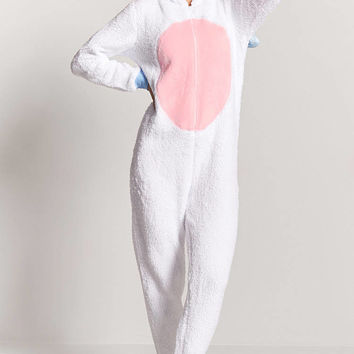Plush Unicorn Onesuit