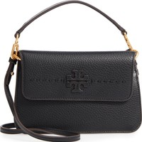 Tory Burch McGraw Leather Crossbody Bag | Nordstrom