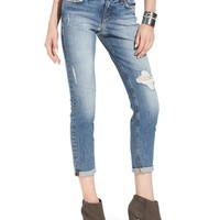 Joe's Jeans, Rolled Skinny Ankle, Anika Light-Wash