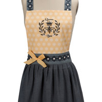 Apron - Vintage Queen Bee