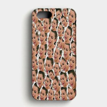 Kim Kardashian iPhone SE Case