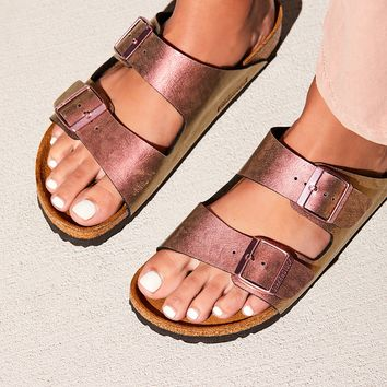 Arizona Metallic Birkenstocks