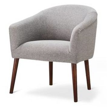 Threshold™ Barrel Chair - Gray : Target
