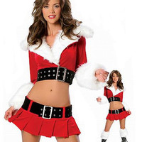 Women's Christmas Fancy Suit Costume Xmas Outfit = 4427581892
