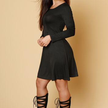Perfect For Fall Black