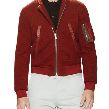 Paul Smith Men's Detachable Hooded Jacket - Red - Size S