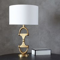Equestrian Table Lamp
