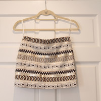 Zara Beaded Skirt