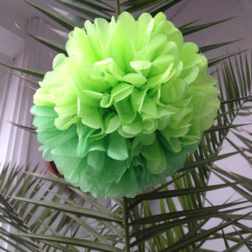 "10""Tissue Pom Pom Party Poms Weddings Decoration Pompom For Nursery Paper Decoration Party Decoration Poms Party Girls Birthday Party"