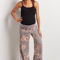 Floral Fancy Lounge Pants (Multiple Colors!)