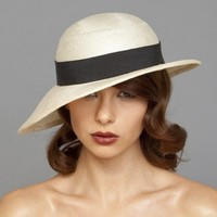Bijou Van Ness Spring 2011 Hats Collection Casablanca Hat ? Funky Trend