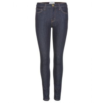current/elliott - the high waist ankle skinny