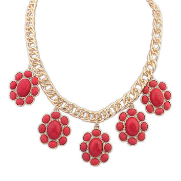 New Arrival Shiny Stylish Jewelry Gift Vintage Necklace [4918865412]