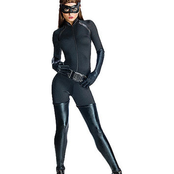 Cat Woman Adult Womens Costume - Spirithalloween.com