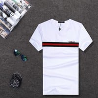 Cheap Gucci T shirts for men Gucci T Shirt 195434 19 GT195434