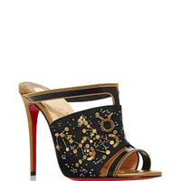 The Capricorn Mule by Christian Louboutin | Moda Operandi