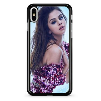 Selena Gomez 5 iPhone X Case