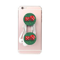 Las Vegas Dice on Craps Table Air Smart Phone Holder | ID: D2539310