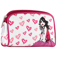 "SEPHORA COLLECTION Je T'aime IZAK Pochette (6 7/8"" L x 2 3/8"" W x 4 1/2"" H)"