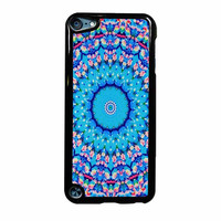 Flowers Sea Pattern iPod Touch 5th Generation Case