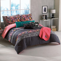 Roxy Samantha Floral Bed Set