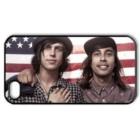 ByHeart pierce the veil Hard Back Case Shell Cover Skin for Apple iPhone 4 and 4S - 1 Pack - Retail Packaging - 5962