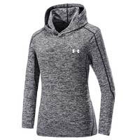 One-nice™ UNDER ARMOUR Women Men Lover Top Sweater Hoodie Grey