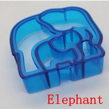 Elephant Sandwich Cutter