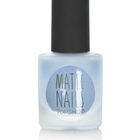 Satin Matte Nails in Whisper - Topshop USA