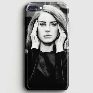 Lana Del Rey And Marina The Diamonds Photo Collage iPhone 7 Plus Case