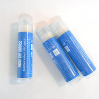 Doctor Who Tardis Inspired Lip Balm - Party Favor - Wedding Favor - Great Stocking Stuffer
