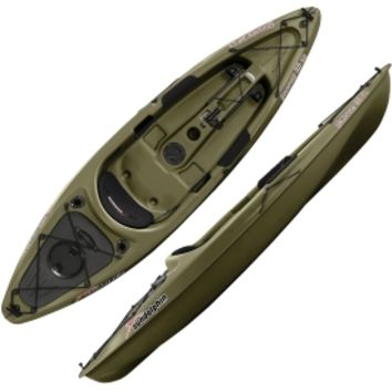 Sun Dolphin Journey 10 SS Sit-On-Top Fishing Kayak